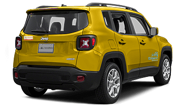Jeep Renegade Aut.