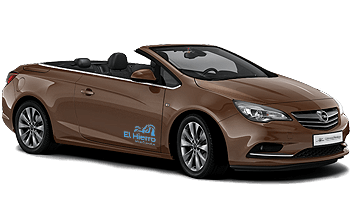 Opel Cabrio Mietwagen