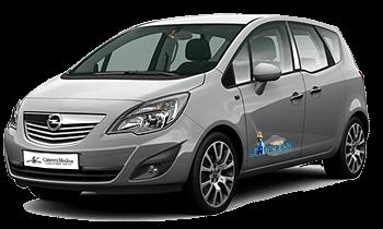 Opel Meriva Mietwagen