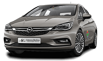 Opel Astra GPS 5d
