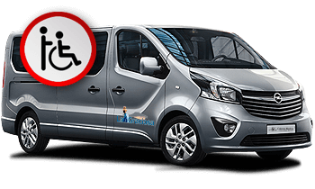 Adapted Opel Vivaro